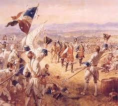 les armés sous Louis 15 dans guerre de 7 ans