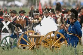 les armées coalisés à Napoleon Bonaparte dans Napoléon